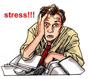 Work stress thesis pdf